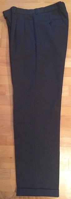 3 dielny pansky oblek - 98 - Obrázok č. 3
