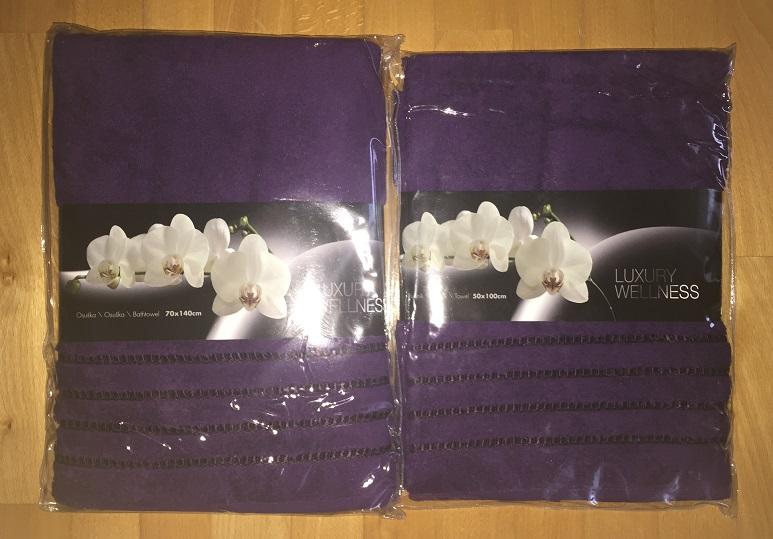 2 dielna Sada uterákov - Obrázok č. 1