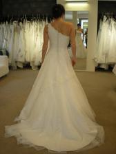 šaty č. 1 - Adina ( Dara 38 bílé)