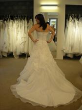 šaty č. 2 - Adina ( Doris 38 bílé)