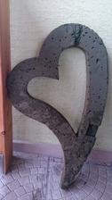 oasis aranžérské srdce v nabídce zelené - použité v sekci Dekorace na auto