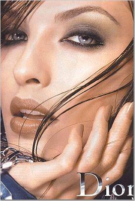 M&ms - krasny make up, taky chcem