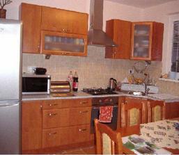Kuchyňa, ktorú som si sama navrhla