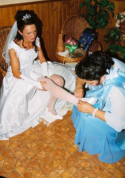 Silvia Madigarova{{_AND_}}Alessandro Casa - chybaju topanky...sestricka Adka v akcii
