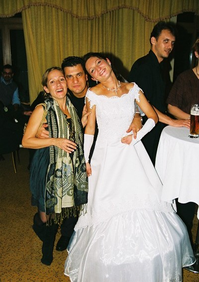 Silvia Madigarova{{_AND_}}Alessandro Casa - svagrinka a kamarat...taliani