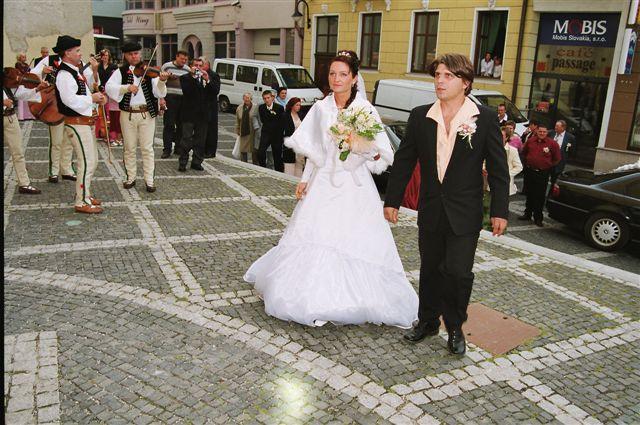 Silvia Madigarova{{_AND_}}Alessandro Casa - moj prichod do kostolika...ku mojmu milovanemu ;-))))