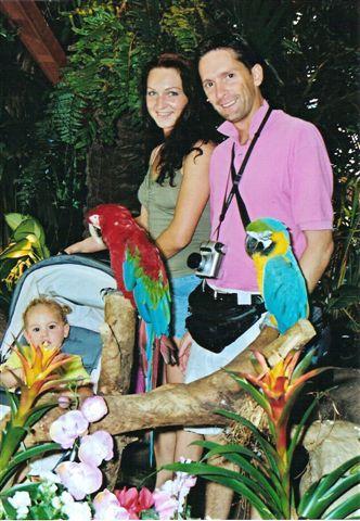 Silvia Madigarova{{_AND_}}Alessandro Casa - uzas,......vsade su papagaje..nadhera!!!!