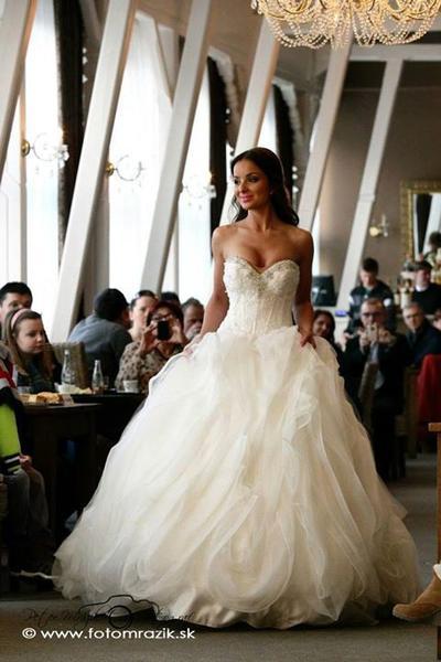 259a4d8f6423 Pronovias LEXAS - - Svadobné šaty