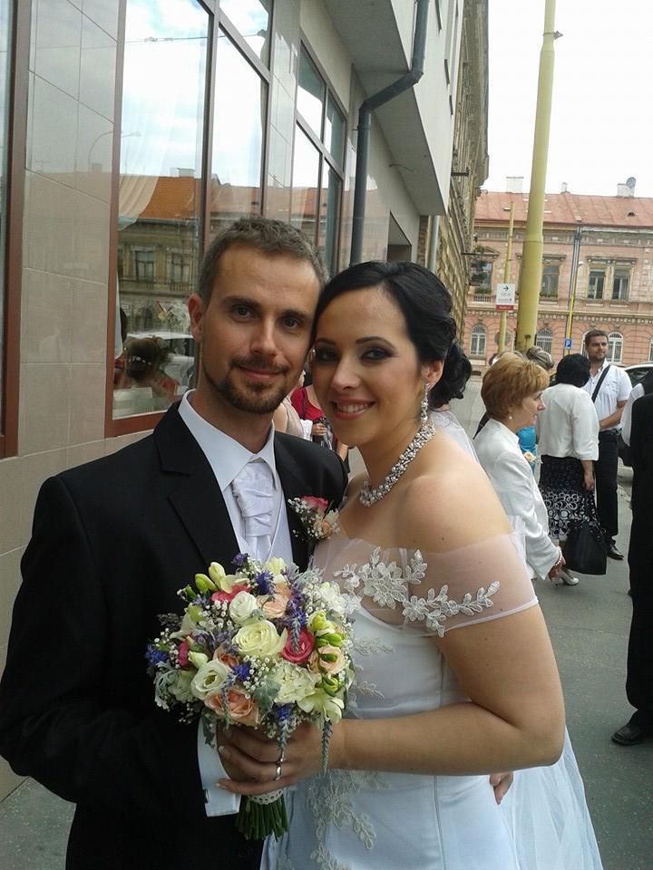 Katarina{{_AND_}}Juraj - Naša prvá mobilová :)