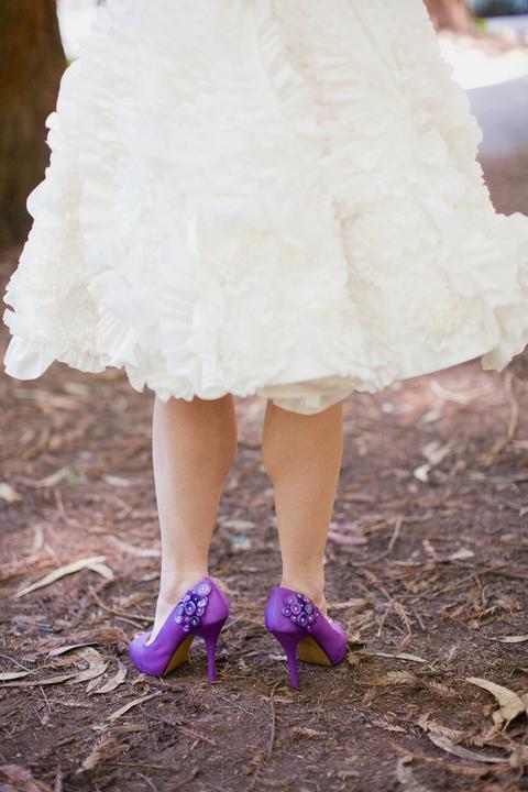 Knoflíčková svatba / wedding button - nemít už botky beru hned tyhle