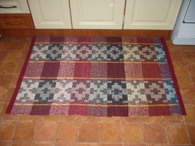 Ručne tkany koberec - Obrázok č. 1