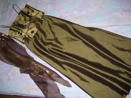 Korzet+sukňa+štola - Obrázok č. 1
