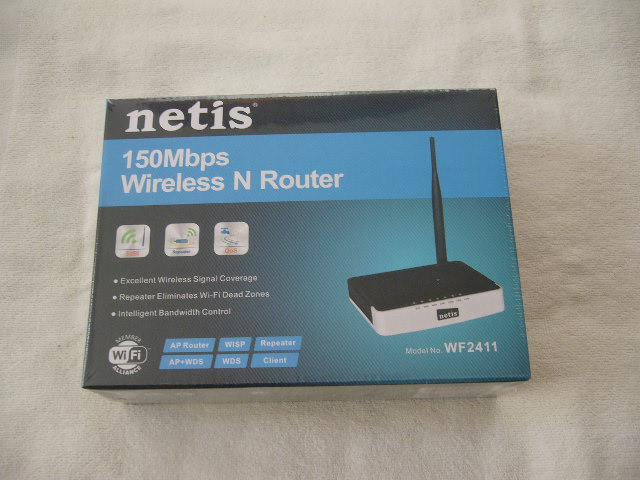 wifi router - Obrázok č. 1