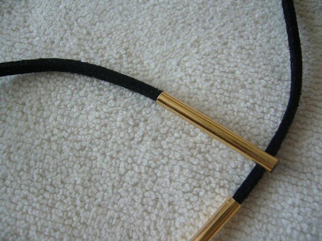 kožena šnurka na krk - Obrázok č. 2