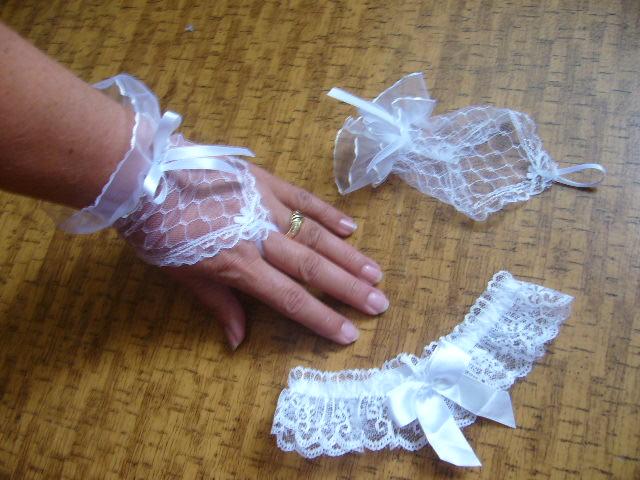 rukavičky+podväzok - Obrázok č. 1