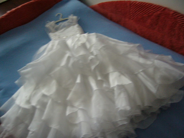 šaty na 1.sv.prijimanie - Obrázok č. 2