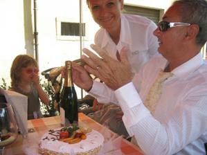 oslava v Itálii
