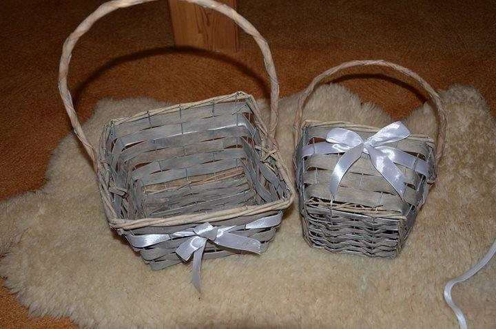 Košíčky pro družičky - Obrázek č. 1