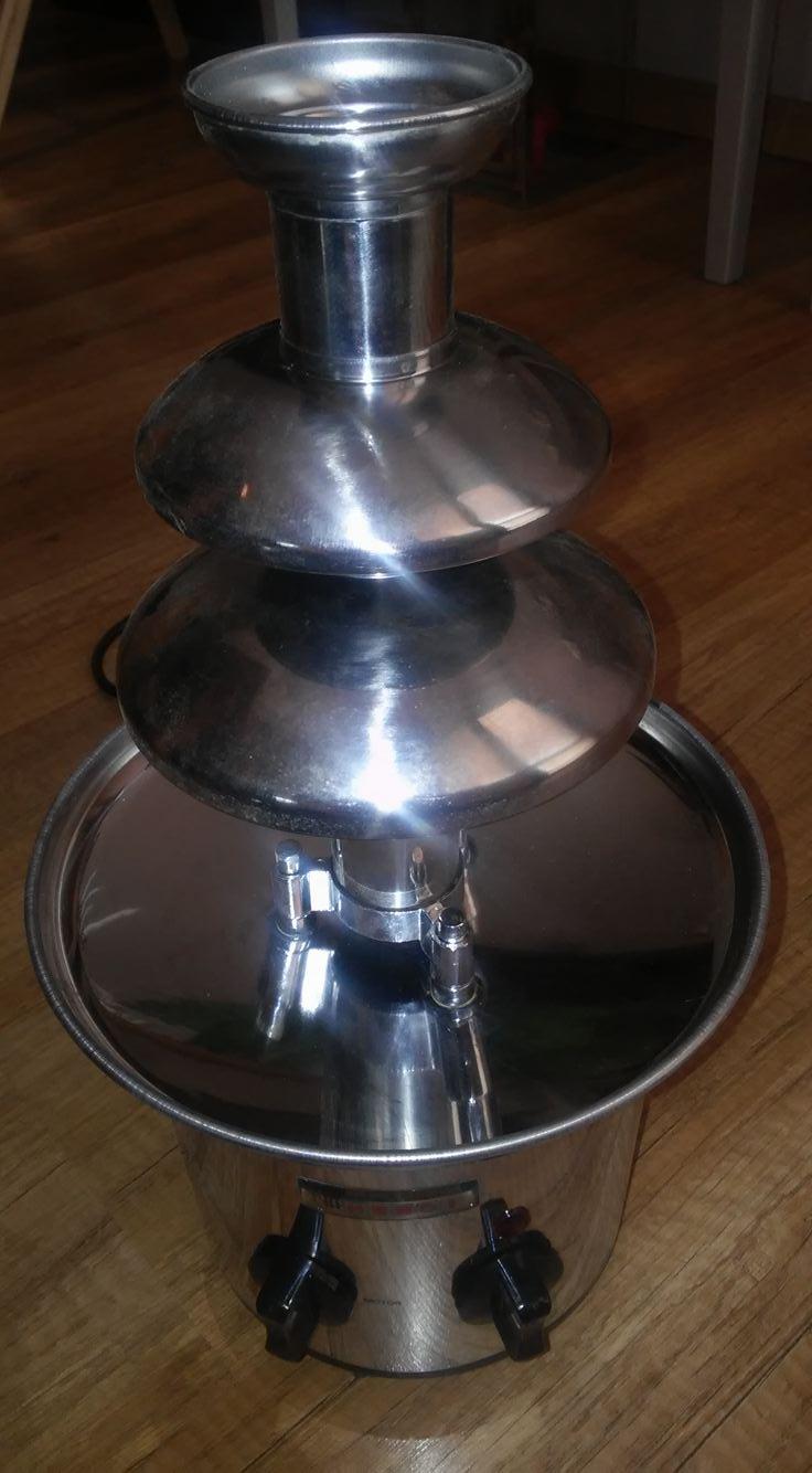 Čokoládová fontána - Obrázok č. 1