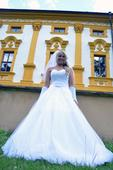Svatební šaty Celise, 38