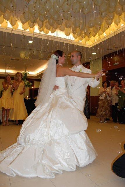 Anabel{{_AND_}}Marián - prvý tanec