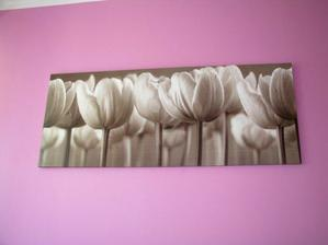 nový obraz do ložnice :-))