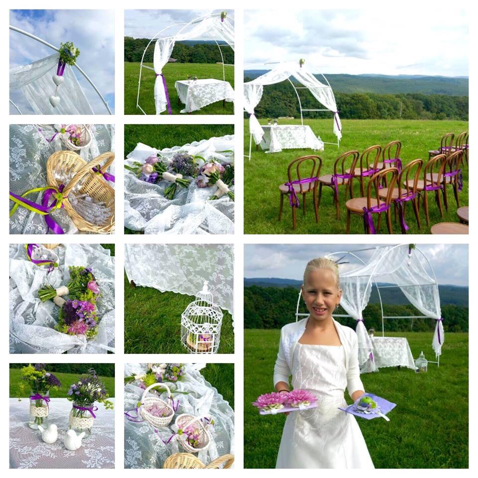 Výzdoba, květiny a sladký koutek na klíč - 5.9.2015 Hotel Buchlov - Výzdoba, květiny a sladký koutek na klíč - 5.9.2015 Hotel Buchlov.