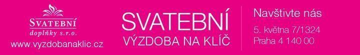 Výzdoba na klíč - Návrh výzdoby www.vyzdobanaklic.cz