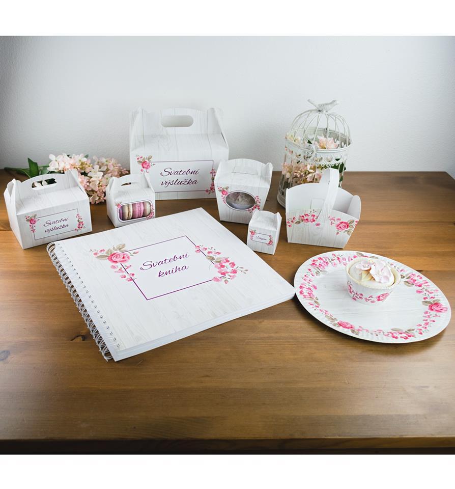 Svatební oznámení, tiskoviny a krabičky - Obrázek č. 18