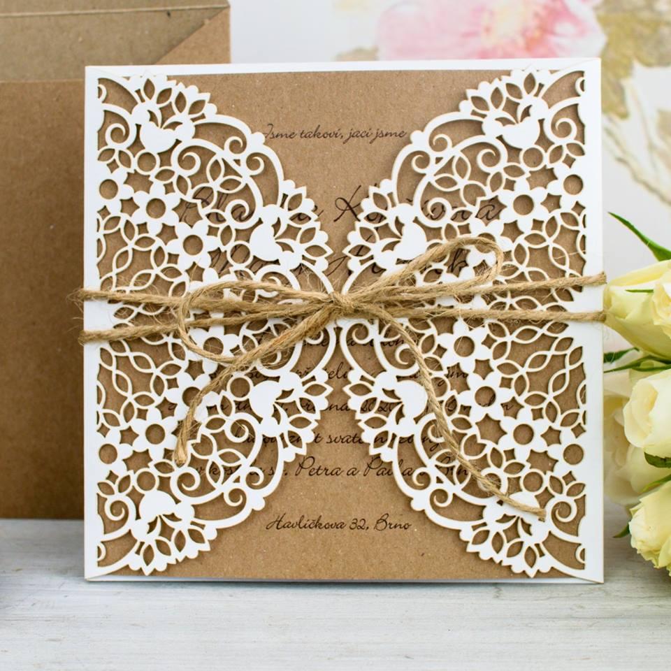 Svatební oznámení, tiskoviny a krabičky - Obrázek č. 22