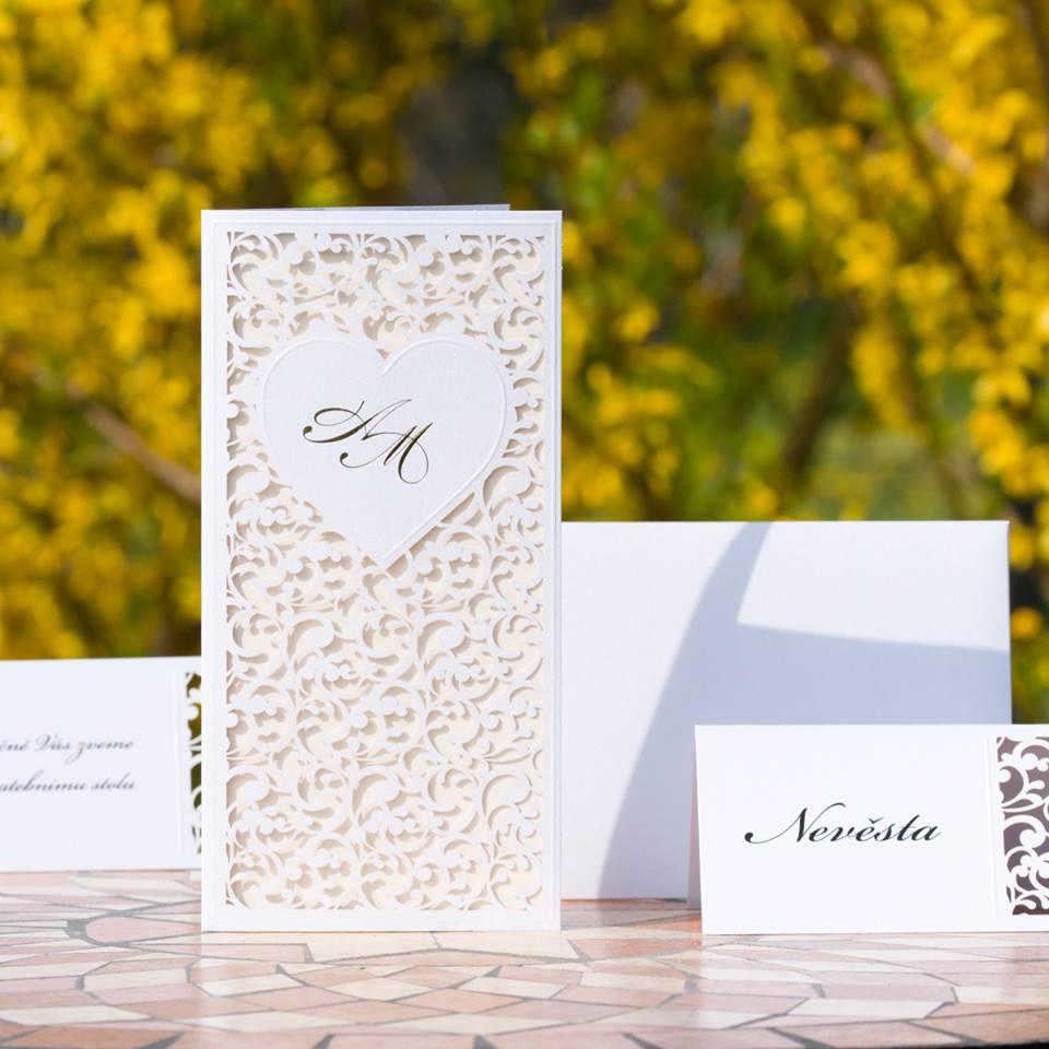 Svatební oznámení, tiskoviny a krabičky - Obrázek č. 25