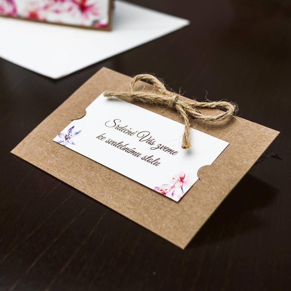 Svatební oznámení, tiskoviny a krabičky - Obrázek č. 32