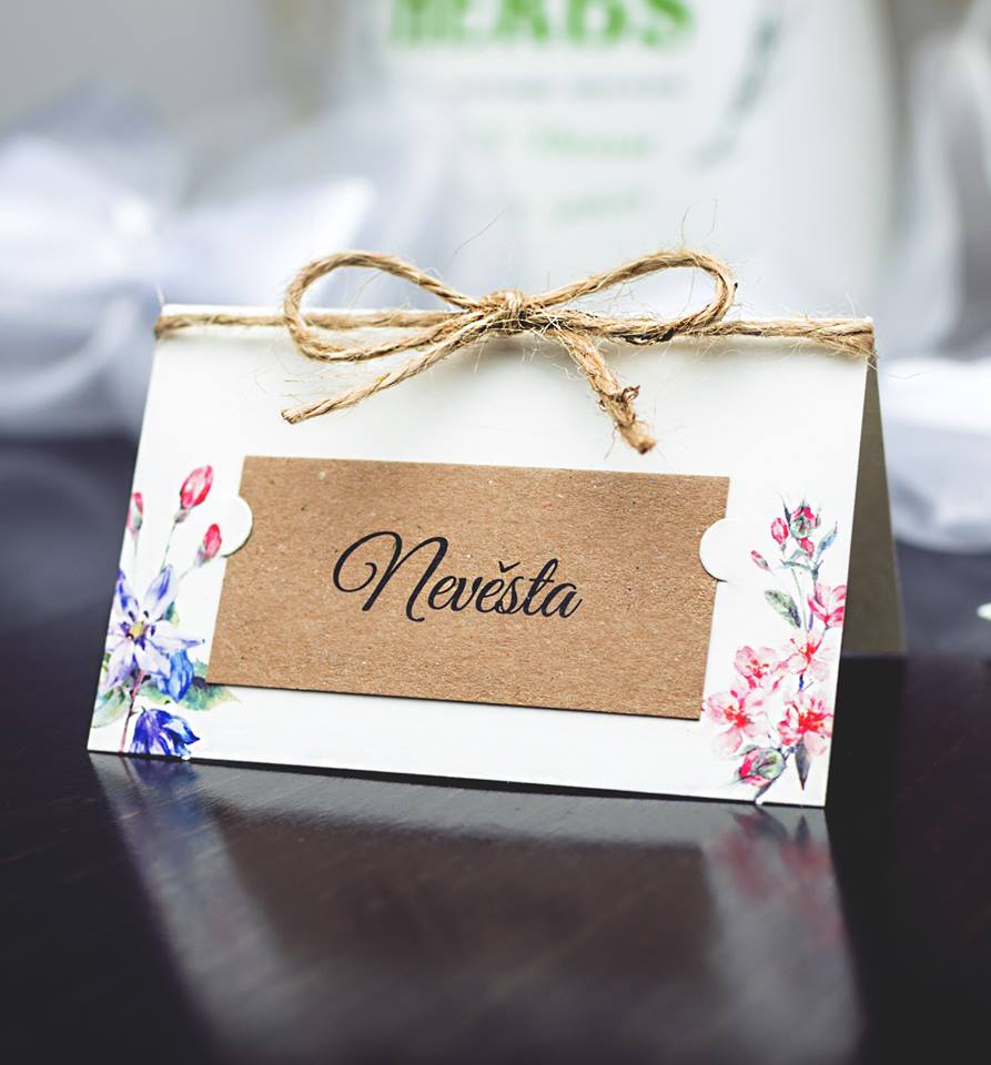 Svatební oznámení, tiskoviny a krabičky - Obrázek č. 34