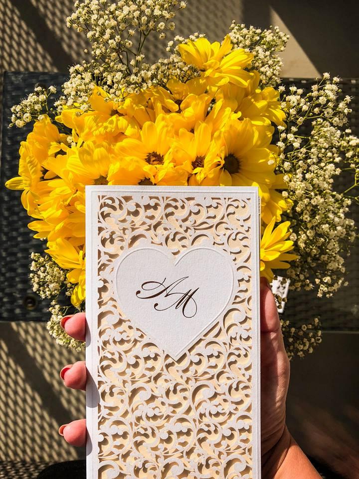 Svatební oznámení, tiskoviny a krabičky - Obrázek č. 44