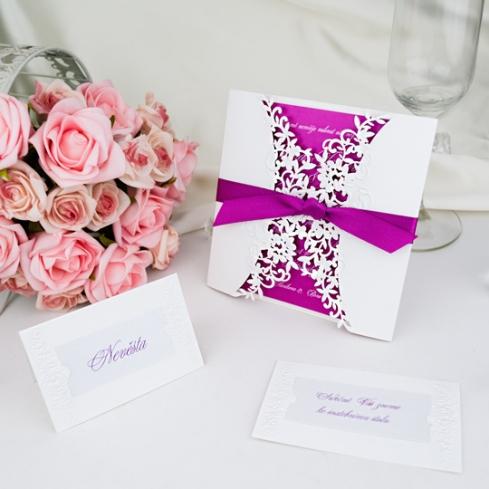 Svatební oznámení, tiskoviny a krabičky - Obrázek č. 58
