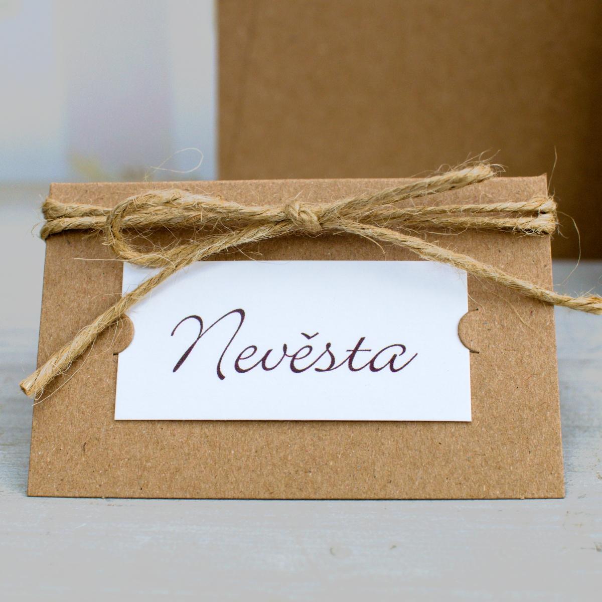 Svatební oznámení, tiskoviny a krabičky - Obrázek č. 79