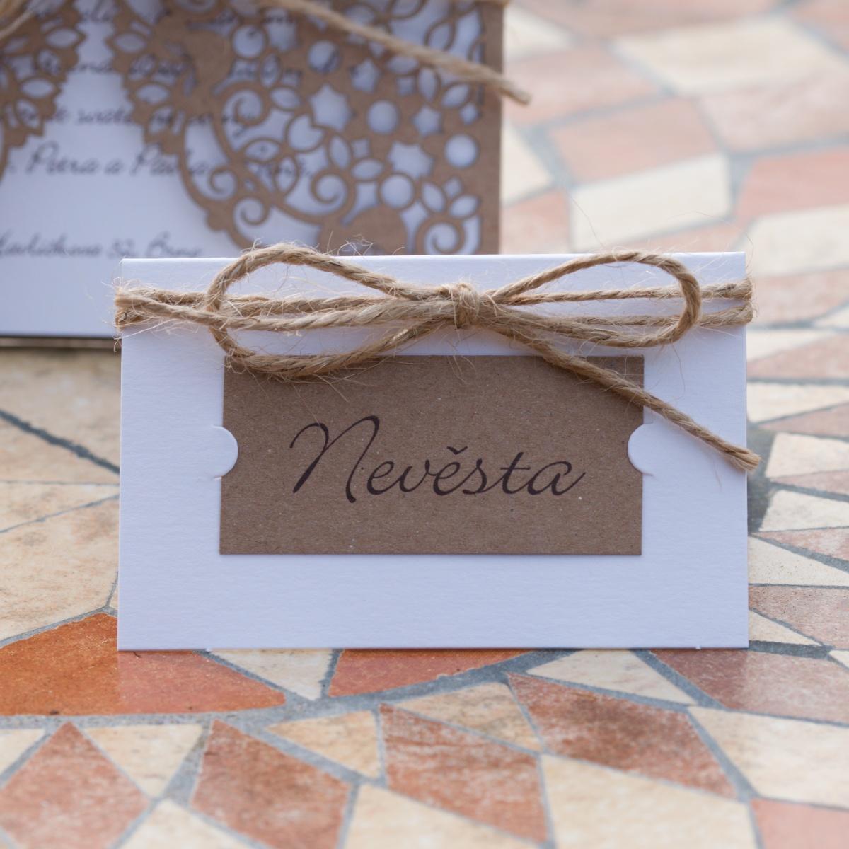 Svatební oznámení, tiskoviny a krabičky - Obrázek č. 81