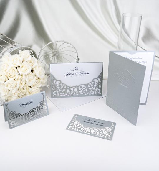 Svatební oznámení, tiskoviny a krabičky - Obrázek č. 86