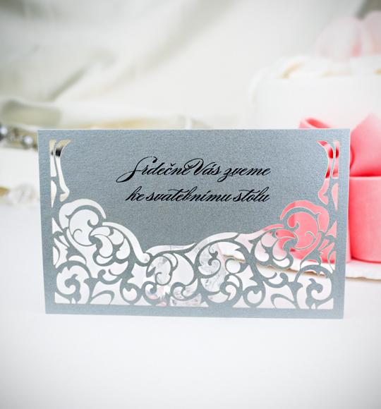 Svatební oznámení, tiskoviny a krabičky - Obrázek č. 87