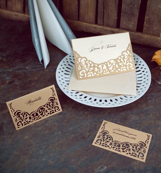Svatební oznámení, tiskoviny a krabičky - Obrázek č. 99