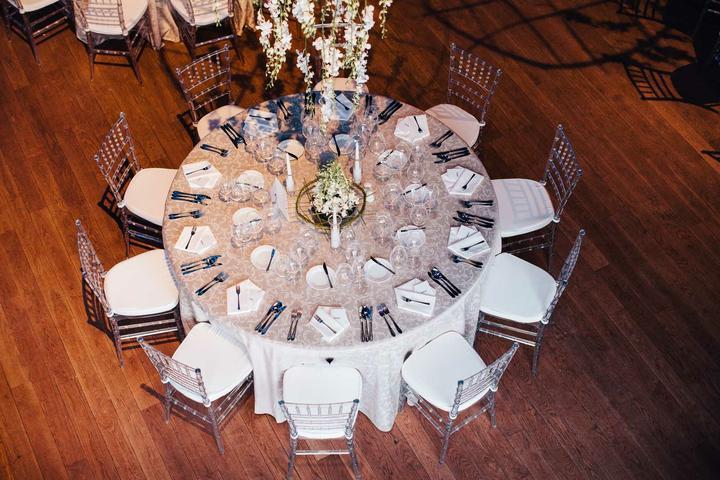 Půjčovna: stolů, lavic, židlí, ubrusů, potahů a dekorací - Obrázek č. 51