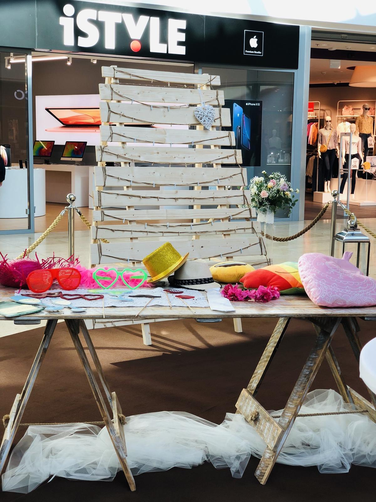 Půjčovna: stolů, lavic, židlí, ubrusů, potahů a dekorací - Obrázek č. 90