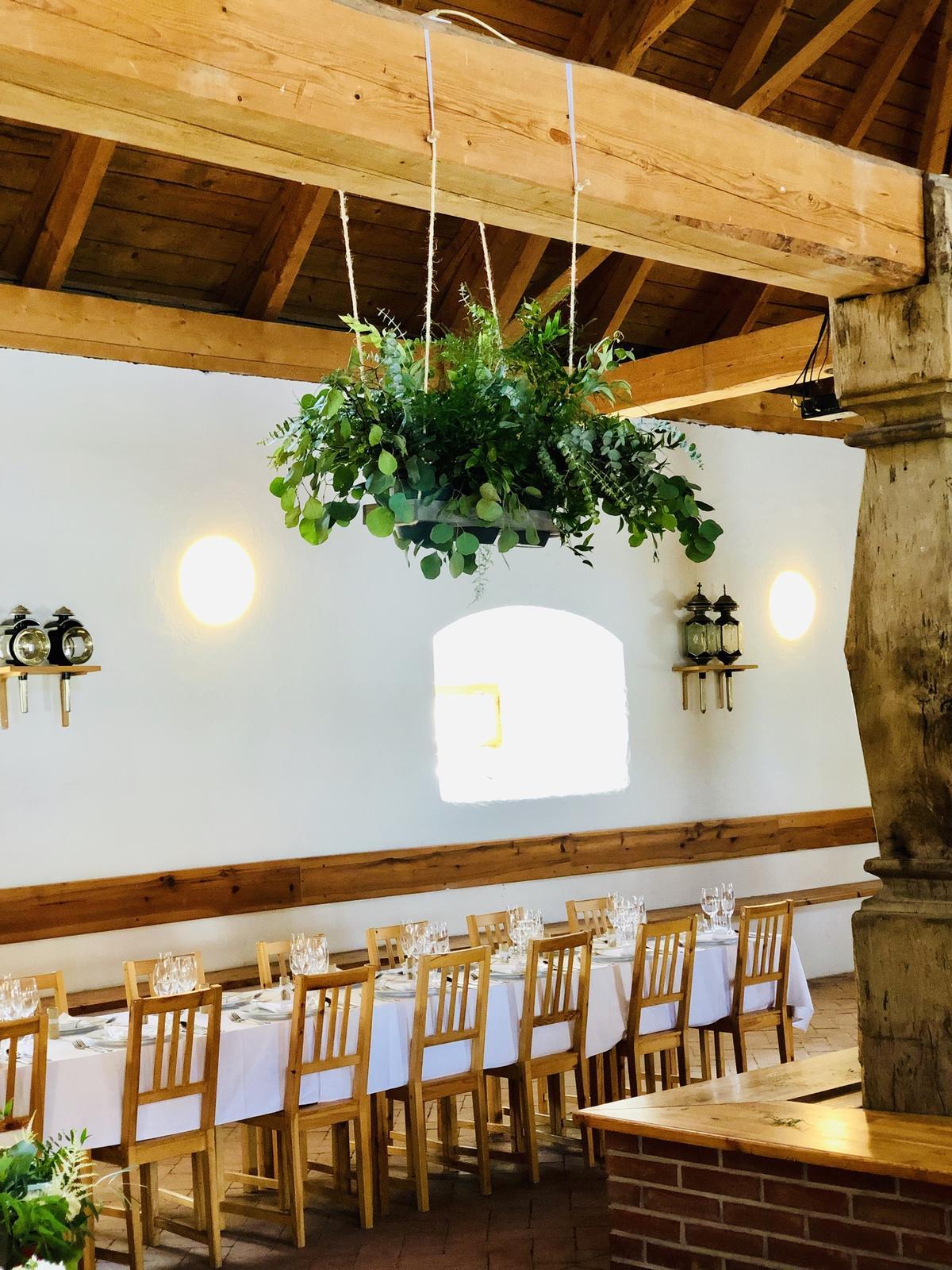 Vyzdoba a květiny na klíč 27.7.2019 Barokní statek Benice u Benešova - Vyzdobanaklic.cz