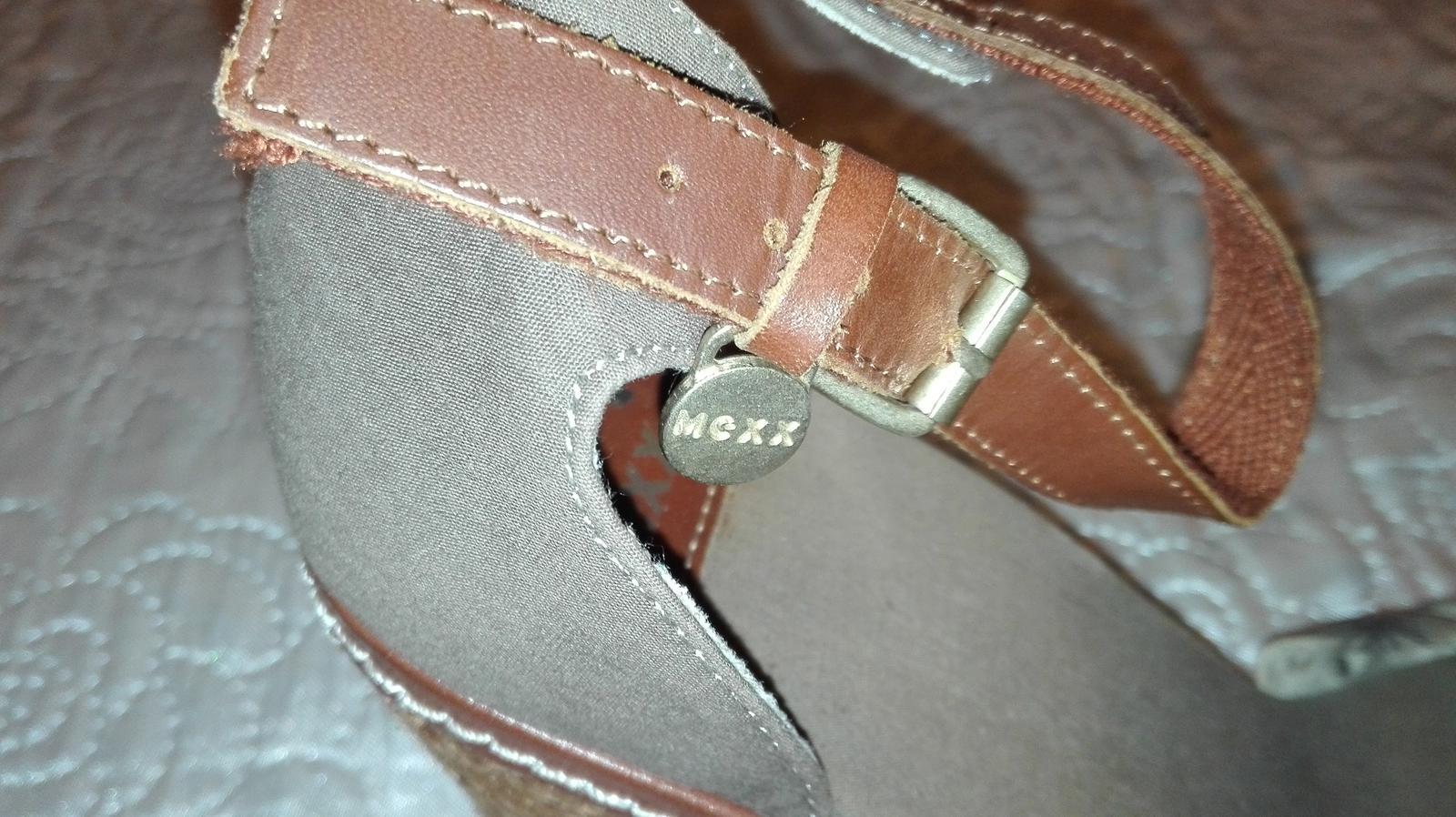 sandale Mexx - Obrázok č. 2