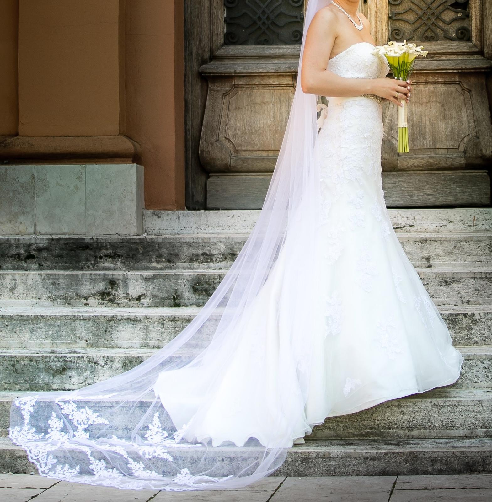 diane legrand 13EM2 svadobne šaty - Obrázok č. 1
