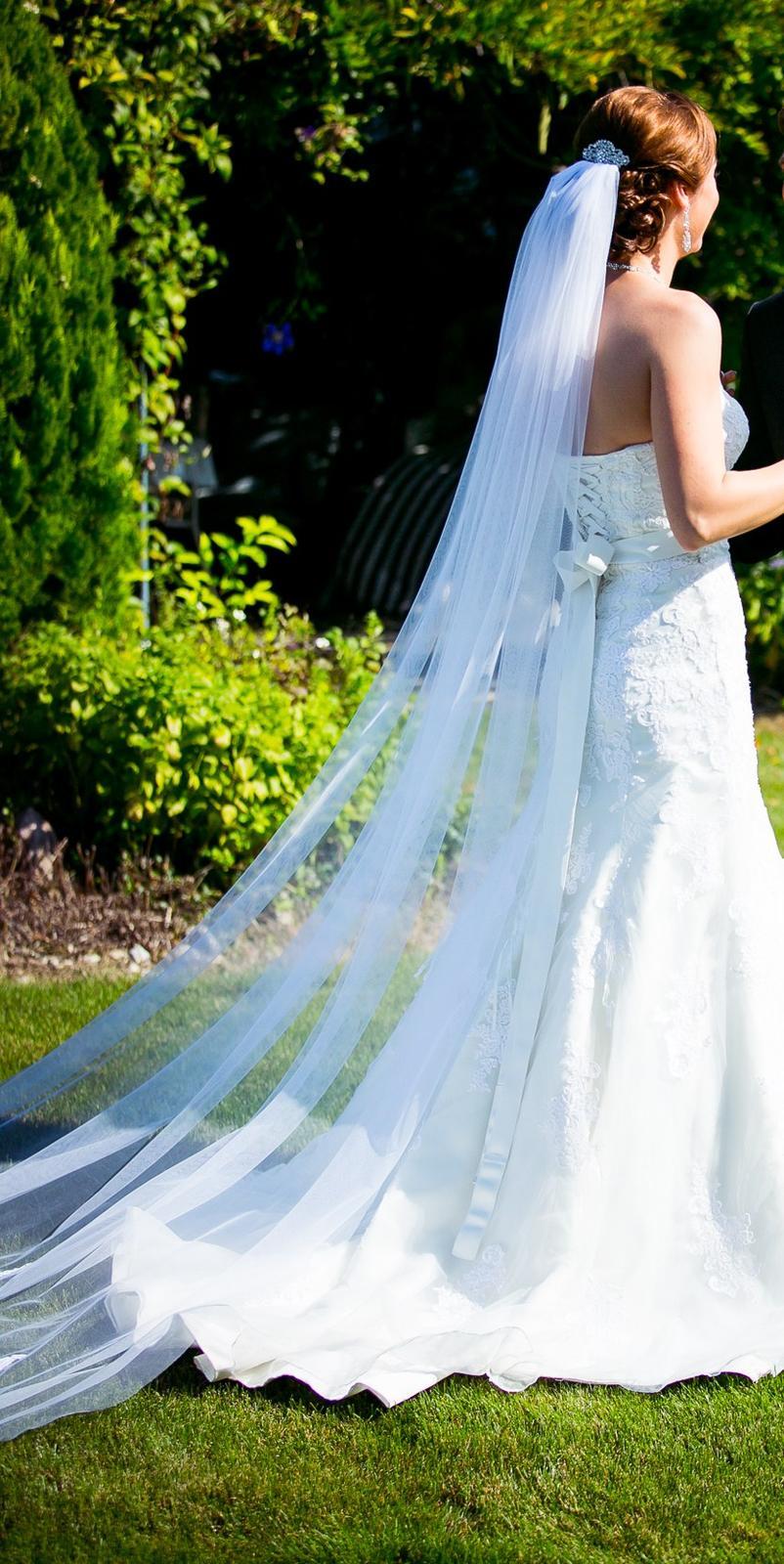 diane legrand 13EM2 svadobne šaty - Obrázok č. 2