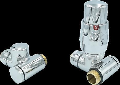 Termostaticky ventil Variotherm Integra IGSO202CFK/Pravy - chrom - 2KS - Obrázok č. 1
