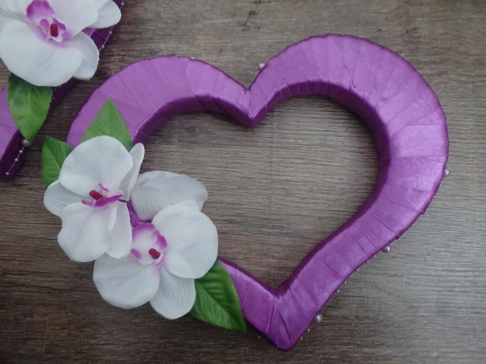Svadobné srdcia - Obrázok č. 2