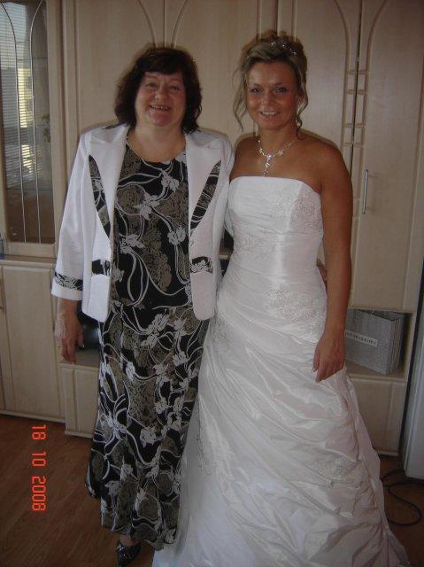 ...s maminkou...