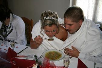 ...polívečka...